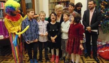 Inauguration de la première bibliothèque Roumaine-Panarabe à Bucarest (Galerie de photos)