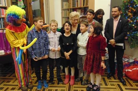 Inaugurarea primei biblioteci Româno-Arabe din București (Galerie FOTO)