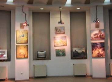 "The exhibition ""Bits of the World"""