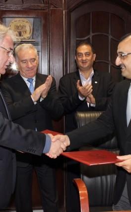 Cooperation Protocol with Isra University of Jordan in Scientific Field