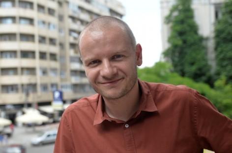 Entrevue CCERPA et le Centre Tchèque  de Bucarest
