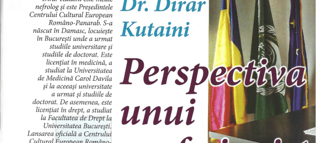 Interview for Migrant in Romania magazine