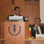 Academicianul Sherif Sudkly –Directorul Institutului de Cercetare si Dezvoltare Stiintifica din Egipt