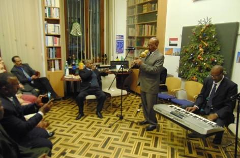 """Evenimentul """"Seară muzicală sudaneză"""""""