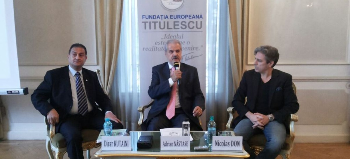 Conference European Foundation Titulescu