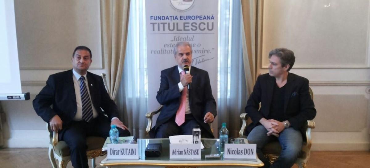 Conferință Fundația Europeană Titulescu (FET)