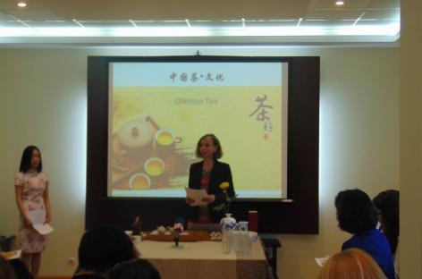 Ceremonia ceaiului în Orient