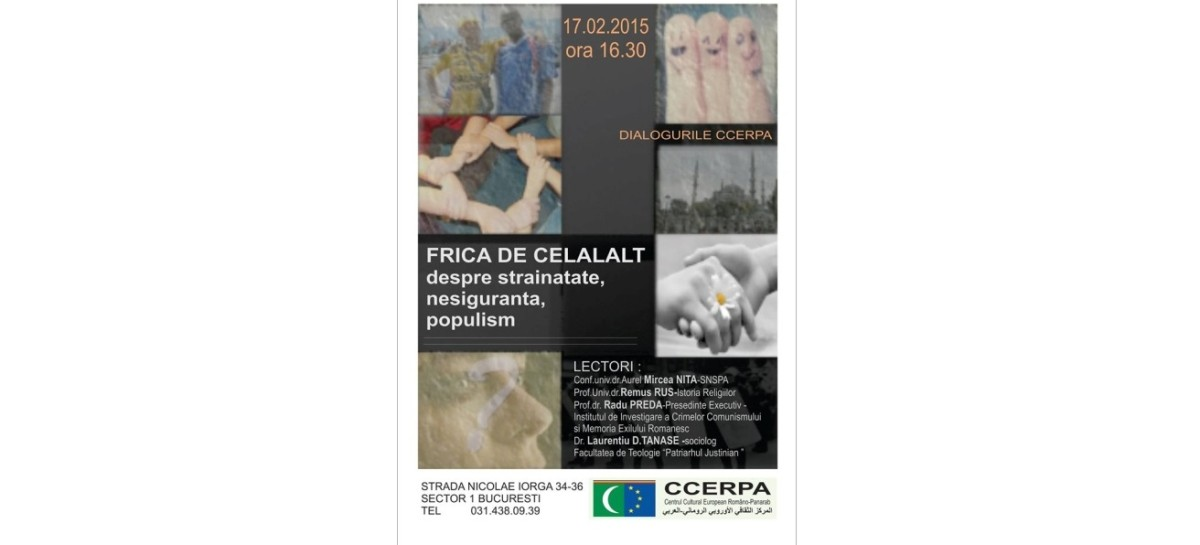 "Conference ""fear of the other – about foreign countries, insecurity, populism"""