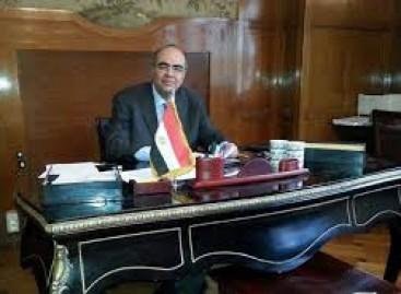 Întrevedere între conducerea CCERPA și  E.S. Dl. Ambasador Mohamed Alaaeldin Aly Shawky Elhadidi