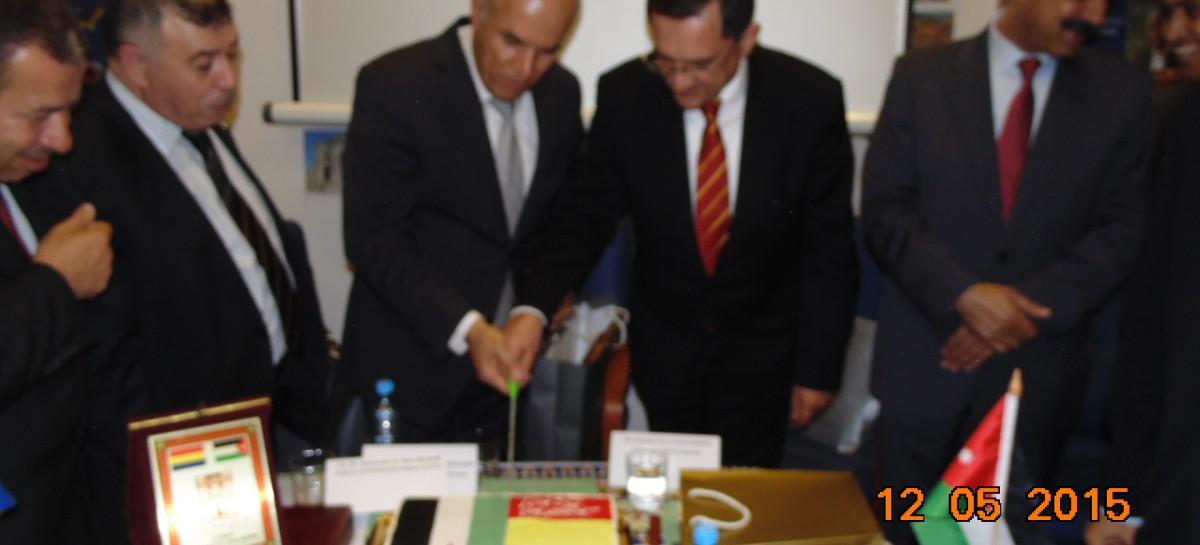 Aniversarea a 50 de ani de relații diplomatice dintre România și Regatul Hașemit al Iordaniei