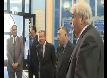 Delegaţia iordaniană, la USH
