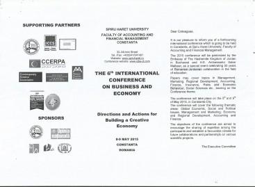 Conferința Internațională de Afaceri și Economie