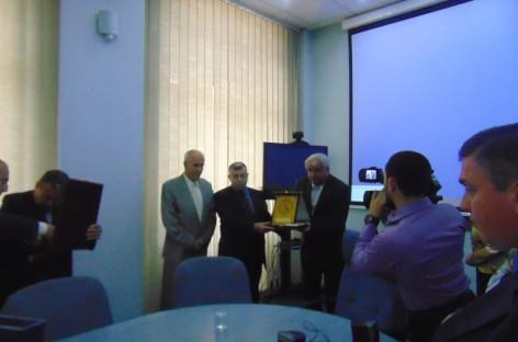 Vizita delegației oficiale a Universității Isra