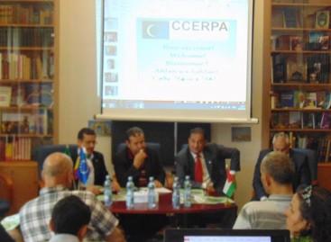 Întrevedere conducerea CCERPA și reprezentanți Clubului Absolvenților Iordanieni ai Universităților din România