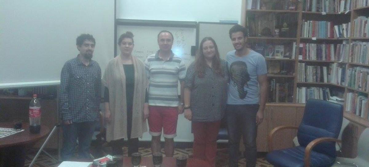 Înmânarea Diplomelor de absolvire cursanților modului de începători limba italiană