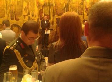 CCERPA a participat la recepția Zilei Naționale a Republicii Cehe