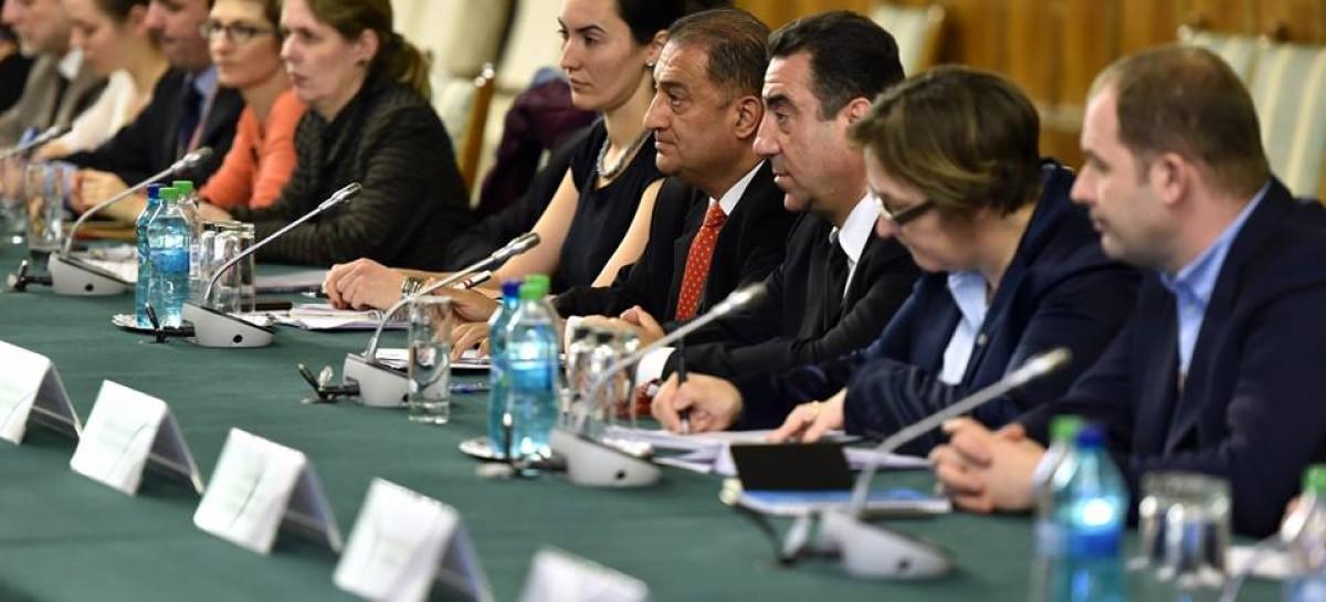 """CCERPA a participat la reuniunea """"Coaliției naționale pentru integrarea refugiaților"""""""