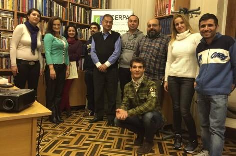Sfârșitul cursului de antreprenoriat și limba italiană, nivel începător, modulul al II-lea