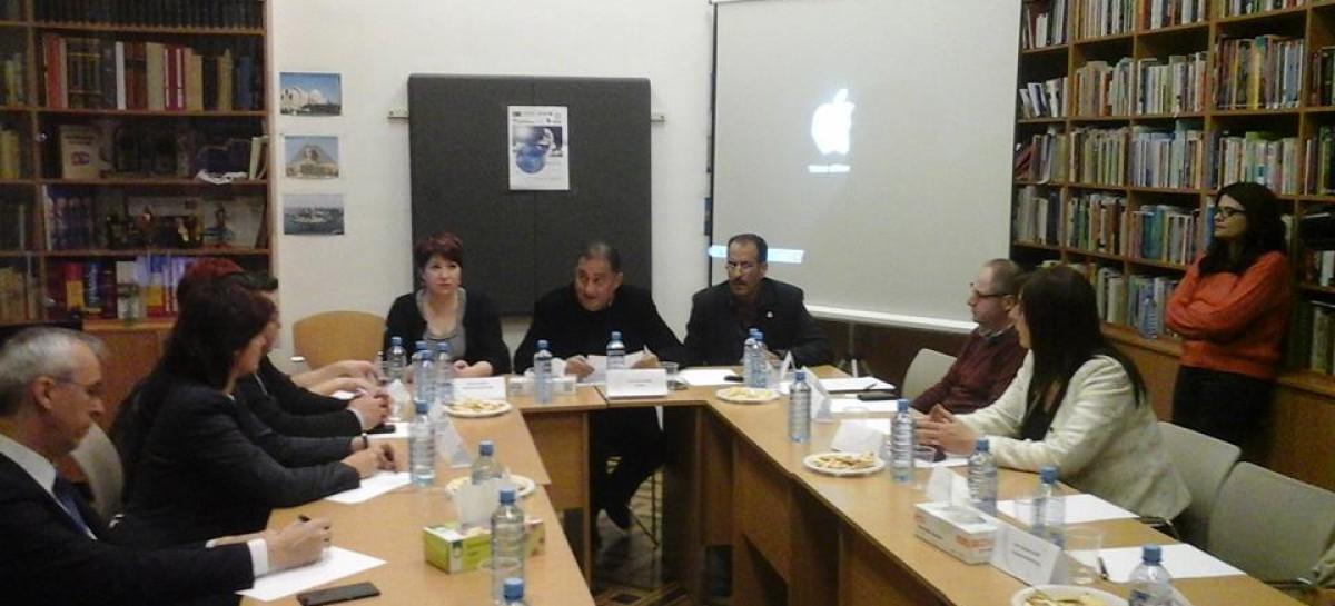Lansarea Proiectului 2016 – Implicarea imigrantilor și a refugiatilor,la integrarea și dezvoltarea rolului lor in societatea romaneasca.