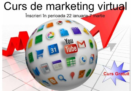 CURS MARKETING VIRTUAL