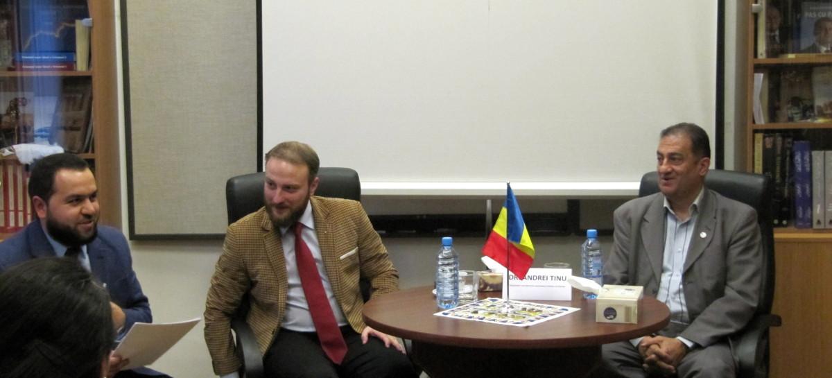 Implicarea migranților și a refugiaților în integrarea și dezvoltarea rolului lor în societatea românească