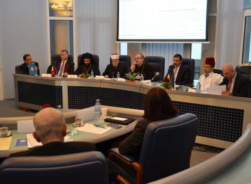 Workshop-ul :Diversitatea popoarelor și existența diferitelor religii impune ca pe o necesitate umană coabitarea bazată pe dialog,respect și înțelepciune reciprocă