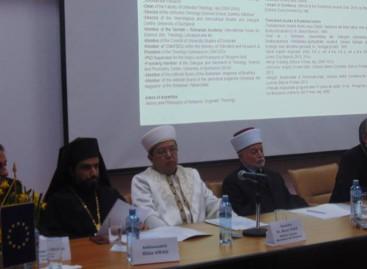 Forumul Internaţional RELIGIILE ÎN DIALOG – Rolul educației religioase în dezvoltarea dialogului intercultural și interreligios