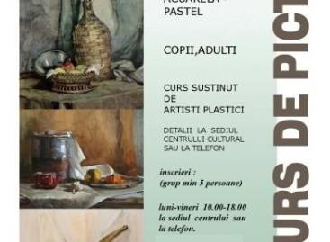 Curs de desen și pictură