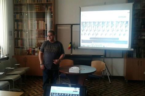 Workshop: Creearea unei naratiuni digitale interactive