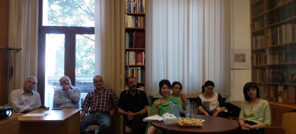 WORKSHOP-DIFICULTĂȚILE DE INTEGRARE ALE STRĂINILOR ÎN SOCIETATEA ROMÂNEASC