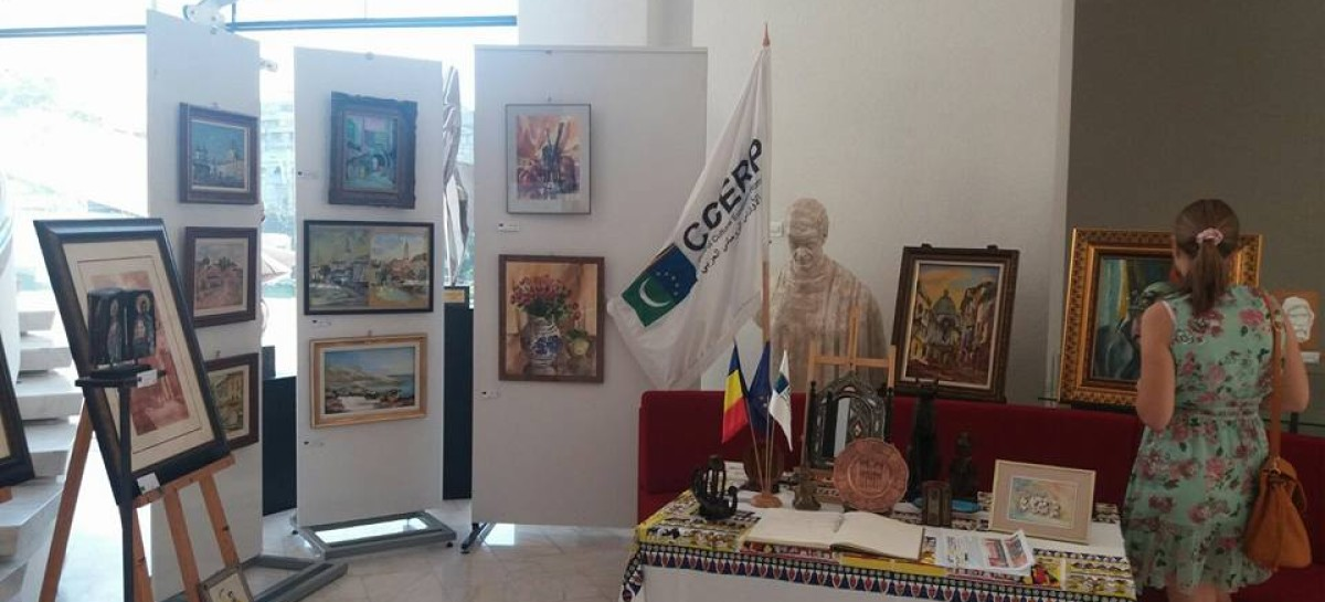 Vernisaj Expozițional CCERPA în cadrul Festivalului Ambasadelor, ediția a II-a 2016