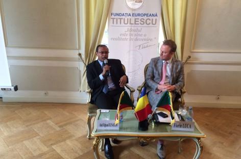 Dezbaterea tematică: Prioritățile politici externe a Sudanului