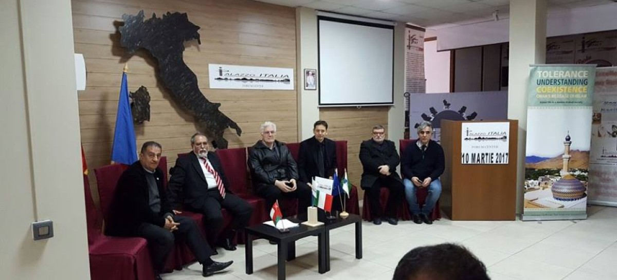 Dezbaterea tematică Dialog şi conviețuire interreligioasă, interculturală și interetnică în mileniul al III-lea